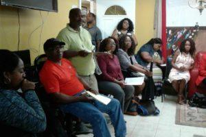 Miles SBA 1st Meeting